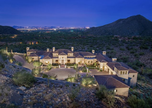 Scottsdale Mountainside Estate