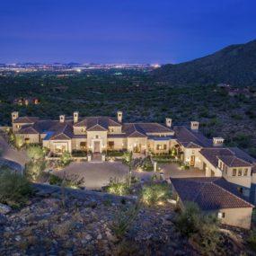 Scottsdale Mountainside Estate